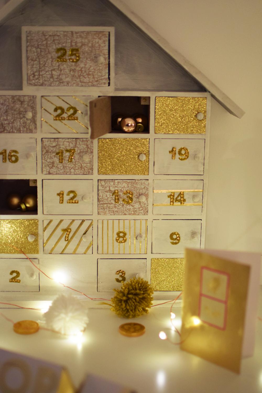 Hobbycraft DIY Advent Calendar