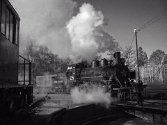 Steam  Railroad