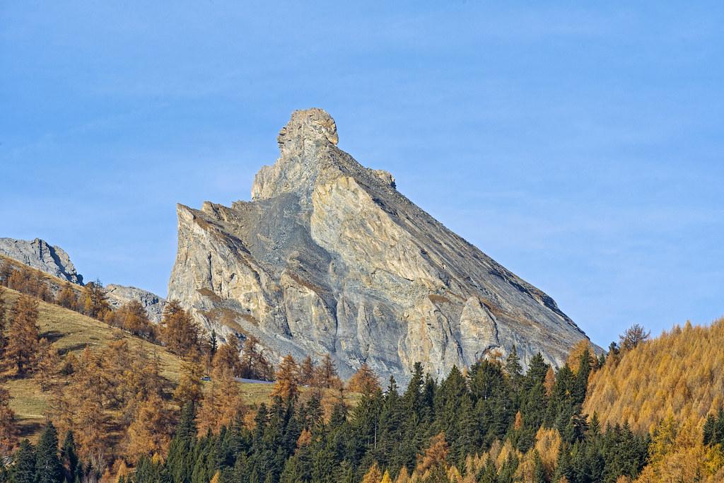 Another mountain around Ovronnaz