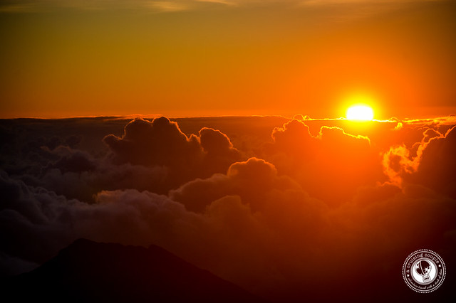 Mount Haleakala Sunrise