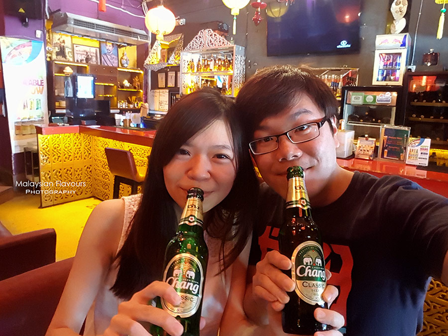 chang beer friendship
