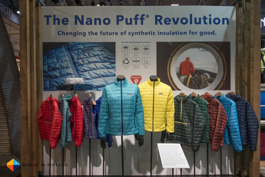 Patagonia Nano Puff Revolution