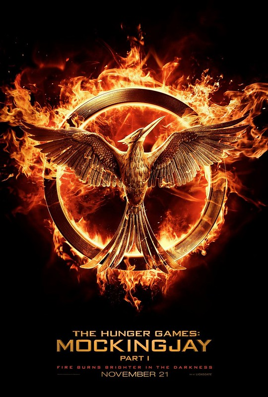 The Hunger Games - Mockingjay - Part I - Poster 1