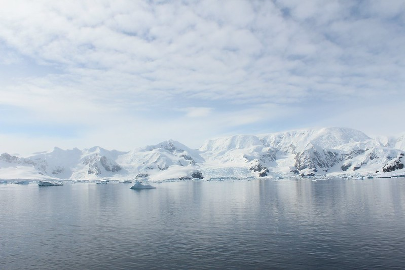 Sunny Antarctica