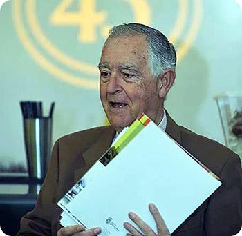 Fallece Emilio Restoy, presidente del grupo Licor 43