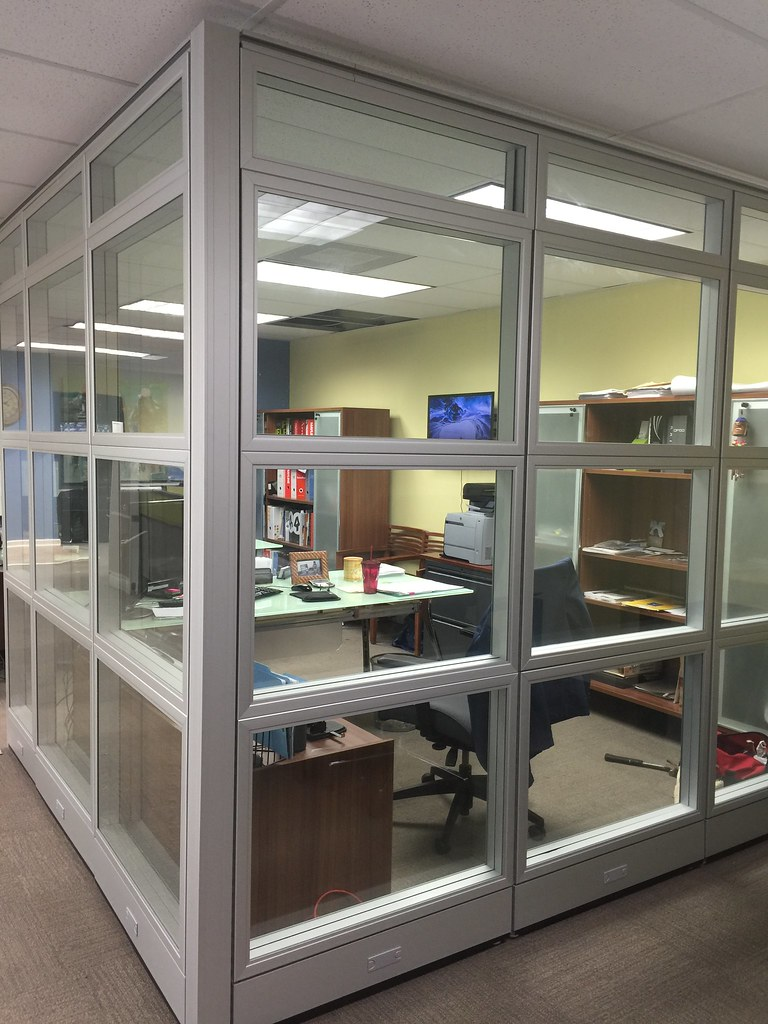 Glass cubicles with sliding door sapphire wall system planetlyrics Images