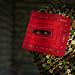 a bandari woman wearing a traditional mask called the burqa, Hormozgan, Minab, Iran by Eric Lafforgue