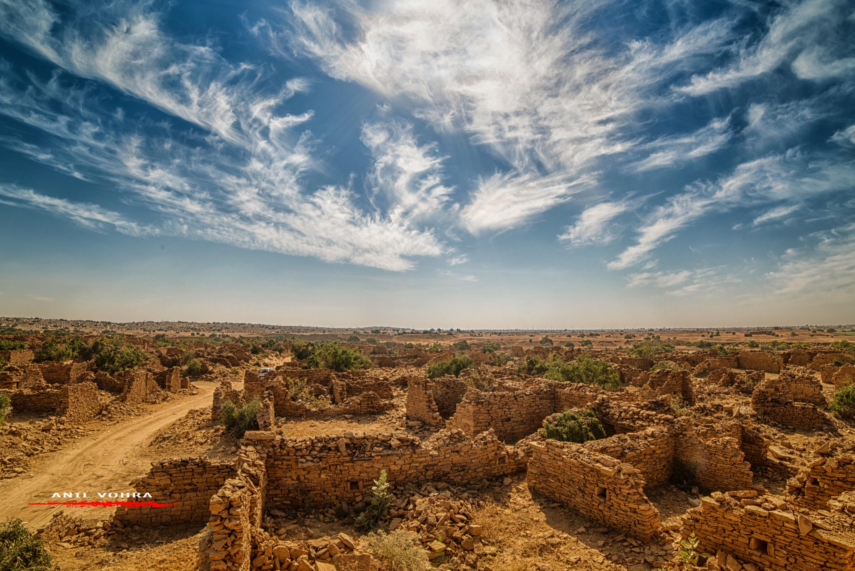 Kuldhara, Jaisalmer