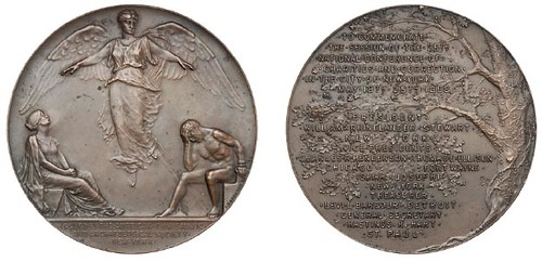 Miller-ANS-Medals Charities and Correction medal