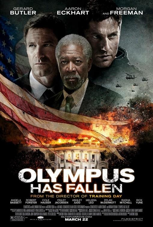 Olympus Has Fallen - Poster 10