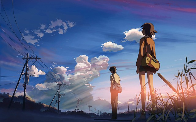 5 Centimeters Per Second ngang