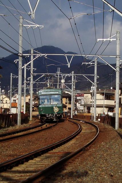 """2016/02 叡山電車731号車""""ノスタルジック731"""" #04"""
