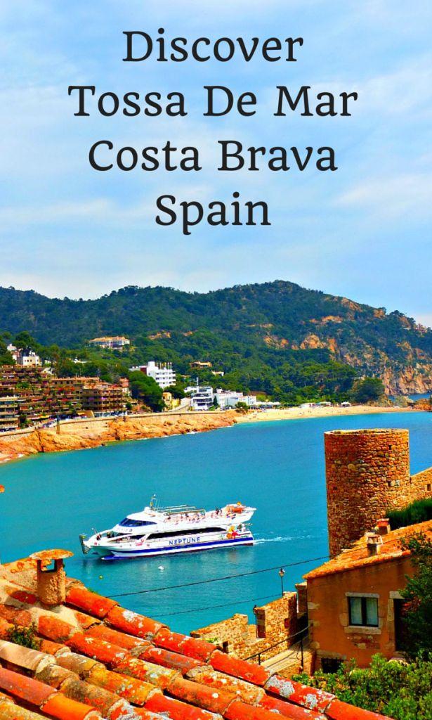 Tossa De Mar Spain