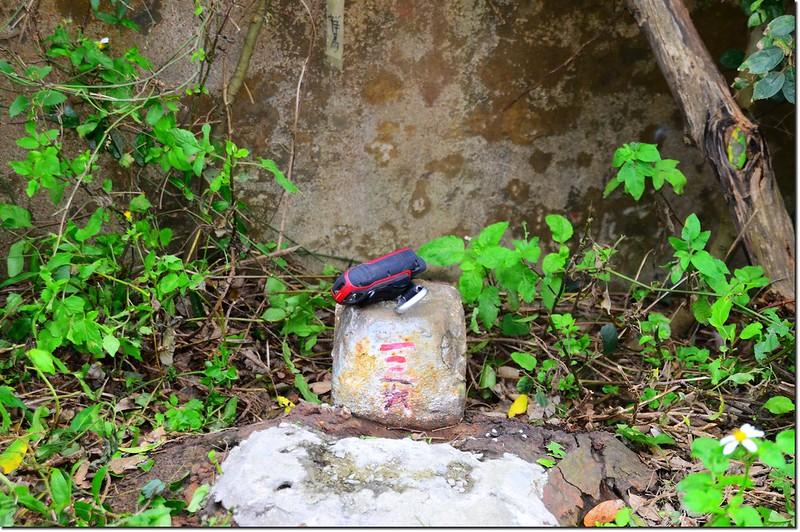新圳莊三等三角點(# 136 Elev. 21 m) 1