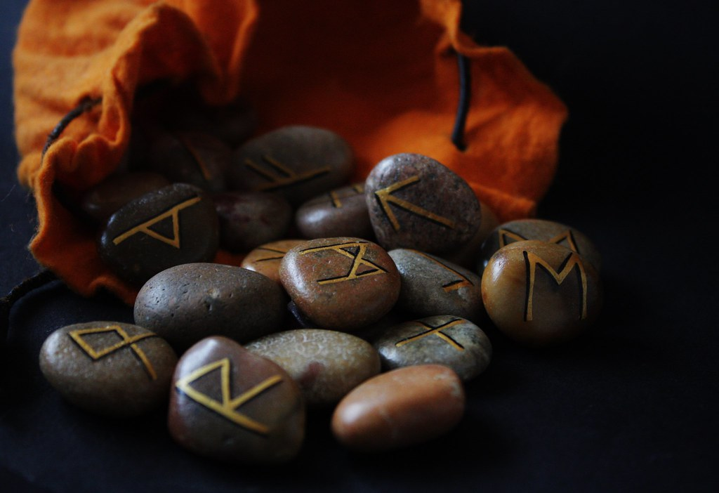 Rune Stones#GoodFortune