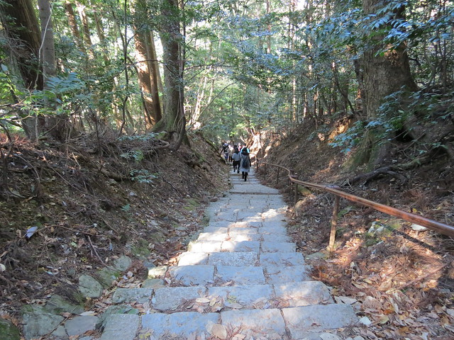 Hiking from Kurama to Kibune