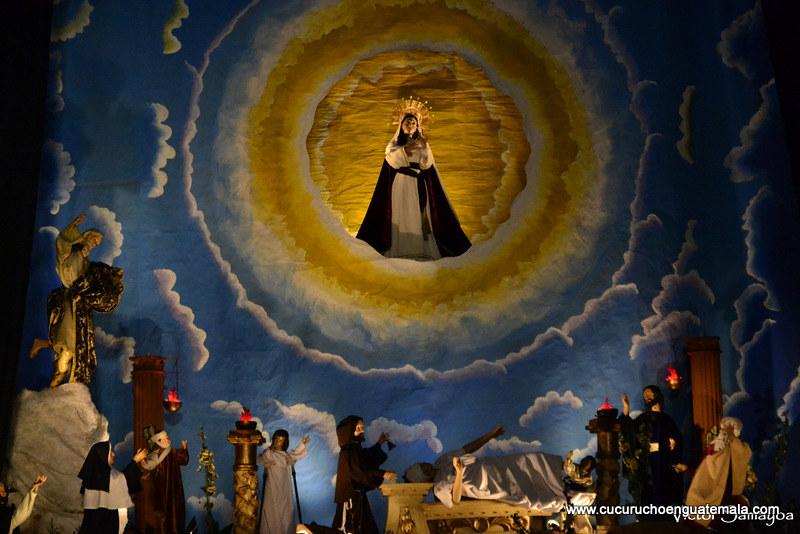 Virgen de Dolores de Jocotenango 2016