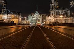 Dresden Altstadt old town