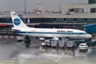 "Pan American World Airways - Pan Am Boeing 737-2Q9/Adv N385PA   ""Clipper Berlin"""