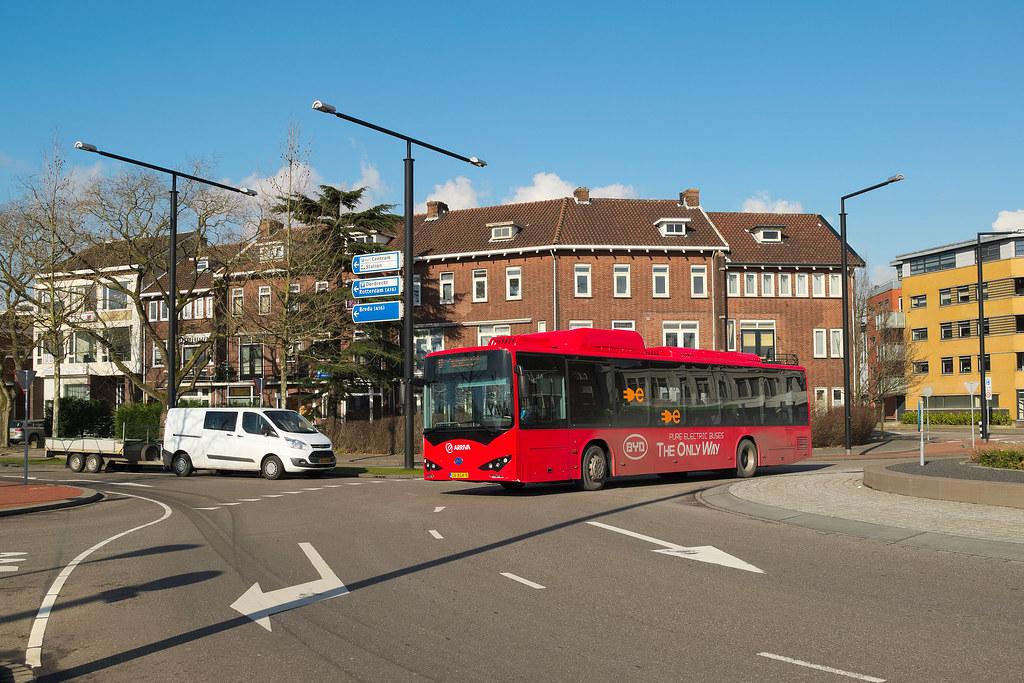 Arriva / Build Your Dreams - Dordrecht