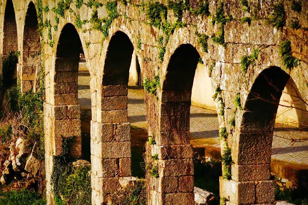 Aqueduto de Castelões