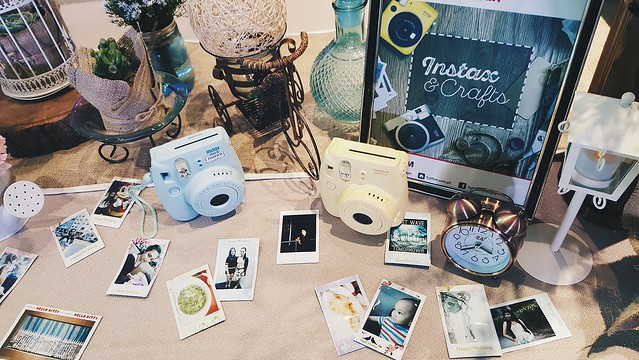 Instax x Craft MNL