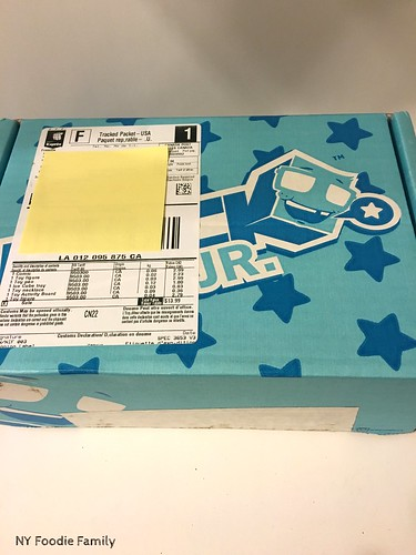February 2016 Nerd Block Jr. Boys Box