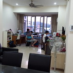 Study area for learners with individual Tutors to guide and help