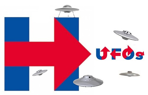 Hillary Will Release All Secret Files -- on UFOs