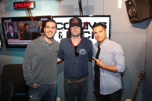 Pete Yorn on the Covino & Rich Show