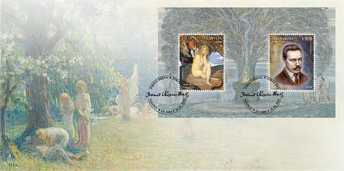 "Aploksne ""Janim Rozentālam - 150"""