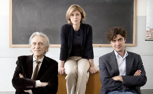 映画『ローマの教室で〜我らの佳き日々〜』より © 2011 BiancaFilm