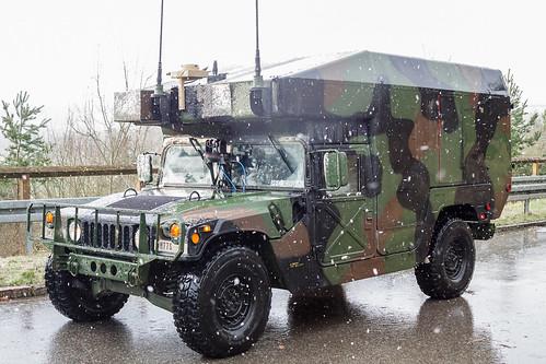 M997A2 Ambulance HMMWV(High Mobility Multipurpose Wheeled Vehicle)