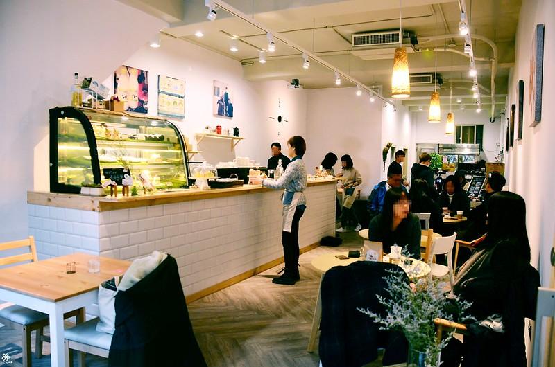 填一點台北行天宮站甜點推薦路行者咖啡捷運 (6)