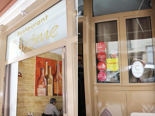 Restaurant L`arôme Tours (4)