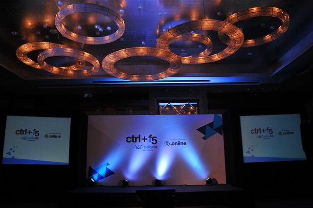 Ctrl+F5 2016, Bangalore