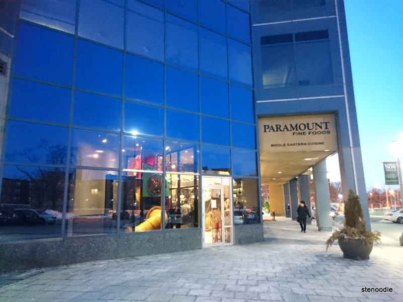 Paramount Fine Foods at Shops at Don Mills in Toronto