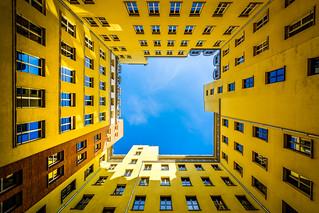 Yellow Submarine - Hinterhof