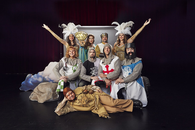 SPAMALOT - Promotional Photos