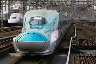 北海道新幹線 H5系(H3編成)