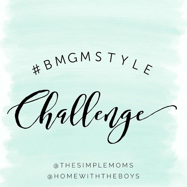 #BMGMStyle Challenge