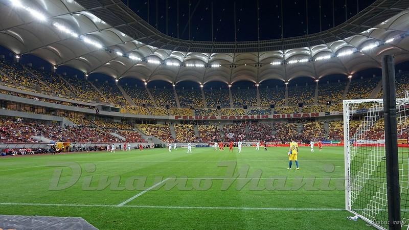 Dinamo - ASA Tg.Mures 1-0 2016
