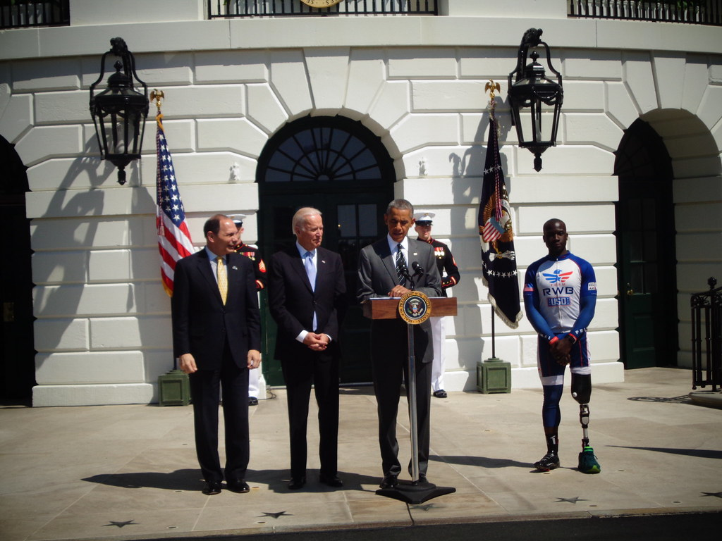 ... 2016 White House Wounded Warrior Project Soldier Ride | by Army Medicine