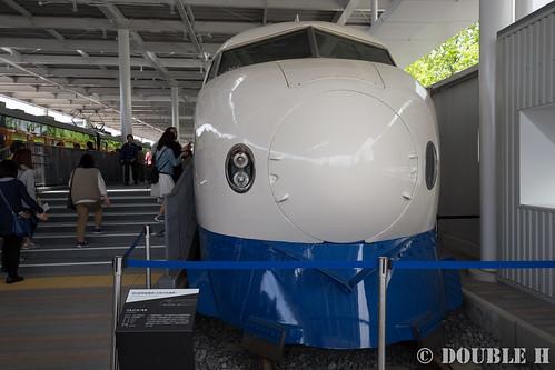 Kyoto Railway Museum (6) 0 Series 21-1