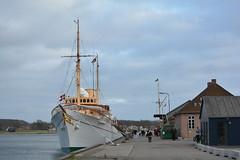 The Royal Yacht Dannebrog