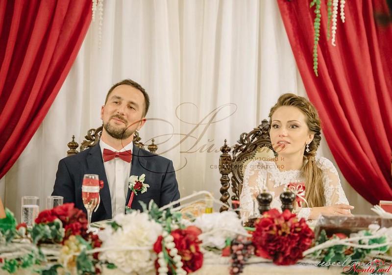 """Свадебное агентство """"Айлавью"""" > Красный - смелый цвет  на Вашу свадьбу!"""