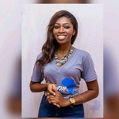 This is the pretty lady who has won the University of Ghana SRC Presidential election. Congrats Esinam Afi Seade.   NB: She will be UG's second female SRC President ever. #UGDecides