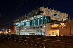 Eemhuis railway side