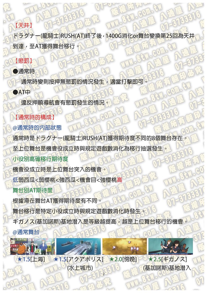 S0304機甲戰記龍騎兵 中文版攻略_Page_03