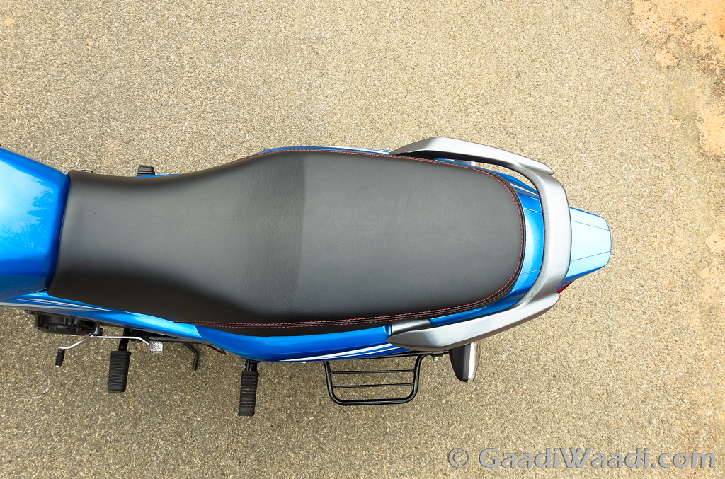 2016 TVS Victor Test Ride Review-18